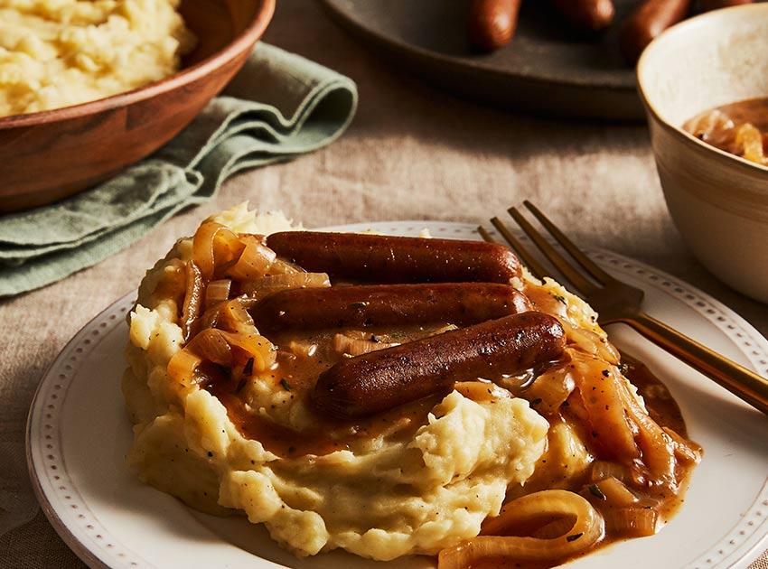 Apple & Maple Breakfast Sausage Links