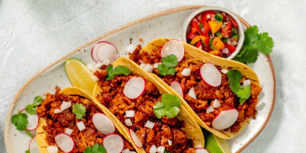 Spicy Fiesta Tacos