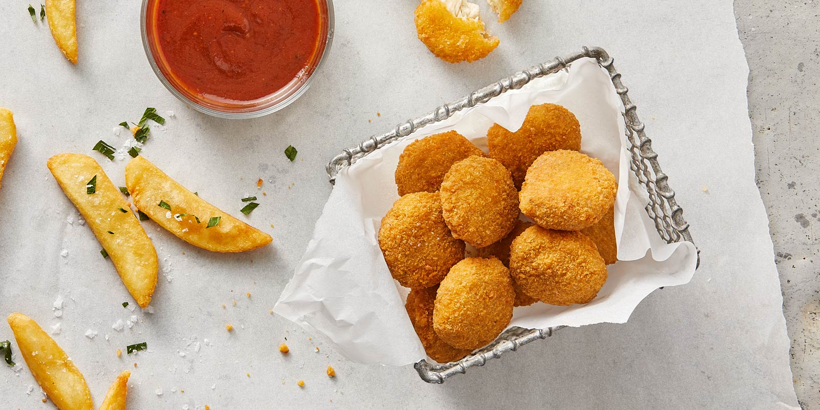 Plant-based Chick'n Nuggets